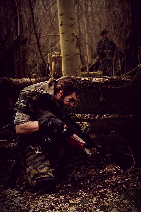 MGS V - Stealth mode! by RBF-productions-NL