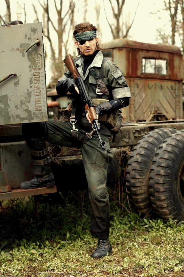 MGS 3 - Snake Eater by RBF-productions-NL