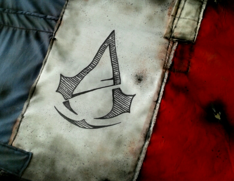 AC - Unity flag -prop- by RBF-productions-NL