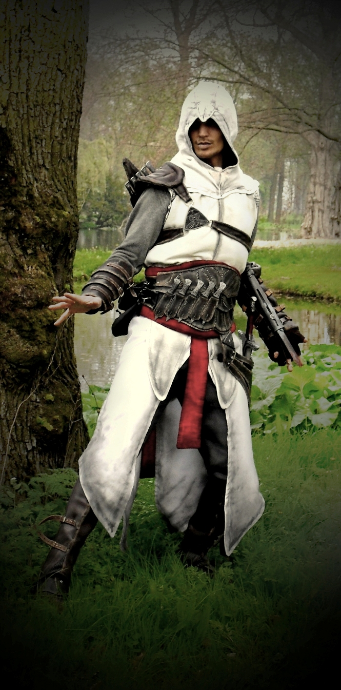 Ac Altair Master Of The Assassins By Rbf Productions Nl On