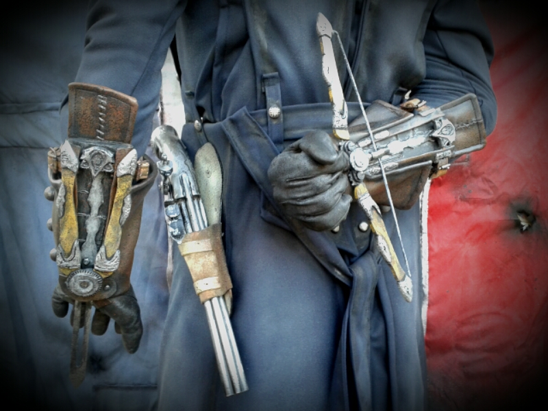 AC Unity - Phantom Blades by RBF-productions-NL