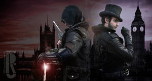 ACS -  the Strange Case of Mr. Jacob and Mr. Frye by RBF-productions-NL
