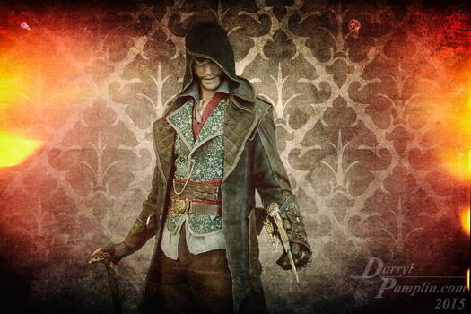 ACS - Jacob Frye cosplay at E3 2015, total