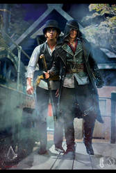 Jacob Frye cosplay: Look lively Rooks! by RBF-productions-NL