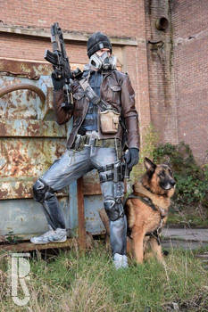The Division cosplay costume