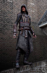 Assassin's Creed Movie - Aguilar cosplay finished
