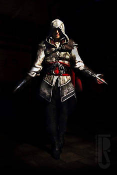 AC2 - Ezio Auditore Da Firenze Cosplay Costume