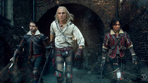 The Witcher - Cosplay group by RBF-productions-NL