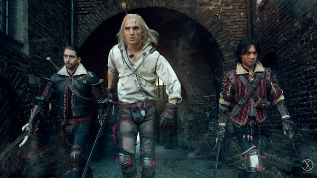 The Witcher - Cosplay group