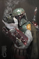 STAR WARS - Boba Fett costume cosplay by RBF-productions-NL