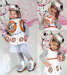 STAR WARS - BB8 costume cosplay
