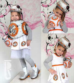 STAR WARS - BB8 costume cosplay
