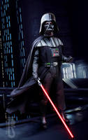 RBF Darth Vader costume finished by RBF-productions-NL