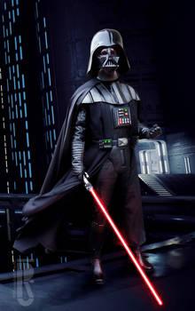RBF Darth Vader costume finished