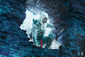 Assassin's Creed - Altair cosplay costume V2.0