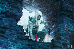 Assassin's Creed - Altair cosplay costume V2.0 by RBF-productions-NL