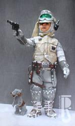 RBFs - Commander Skywalker toddler costume/cosplay