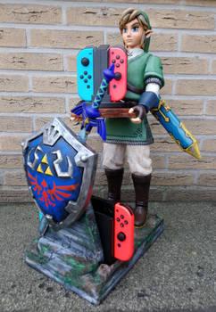 Custom Nintendo Switch Dock - Zelda