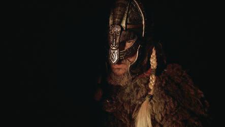 AC - Valhalla Eivor Cosplay / Costume helmet