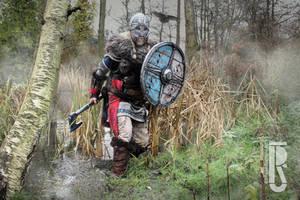 AC-Valhalla cosplay / costume w/helmet