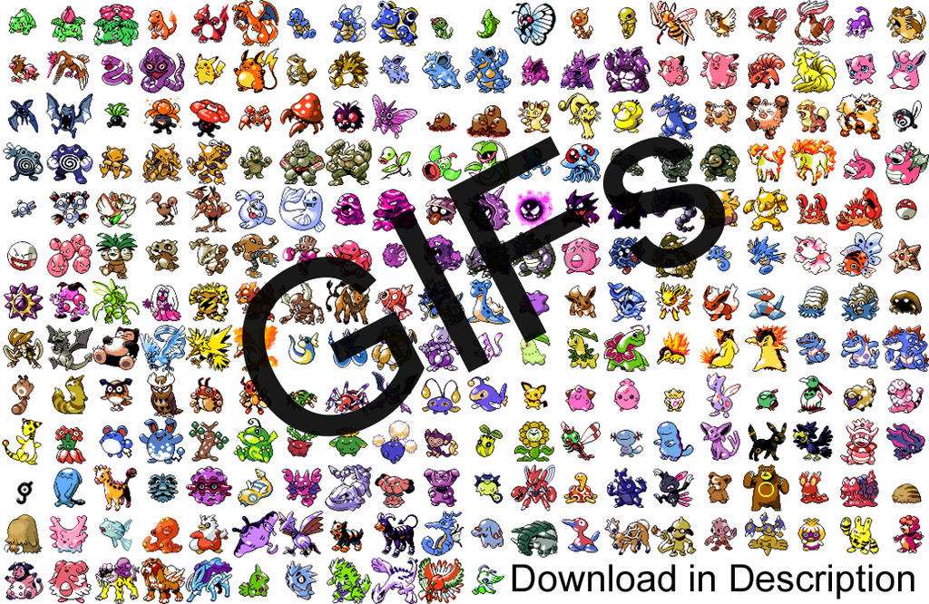 All Pokemon In Crystal Images Pokemon Images
