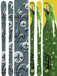 Ski designs 3