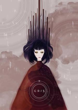 GRIS by Ai-Memoria