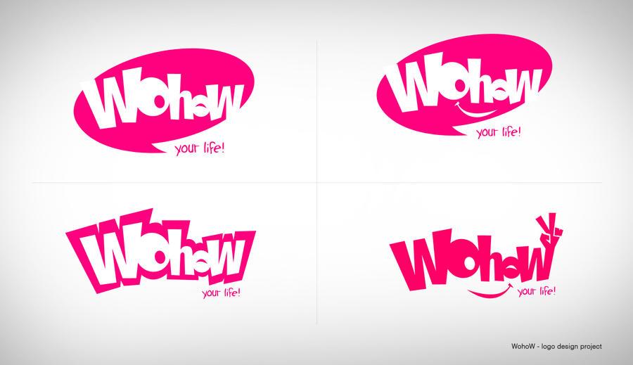 Say WoHoW logo by ramywafaa