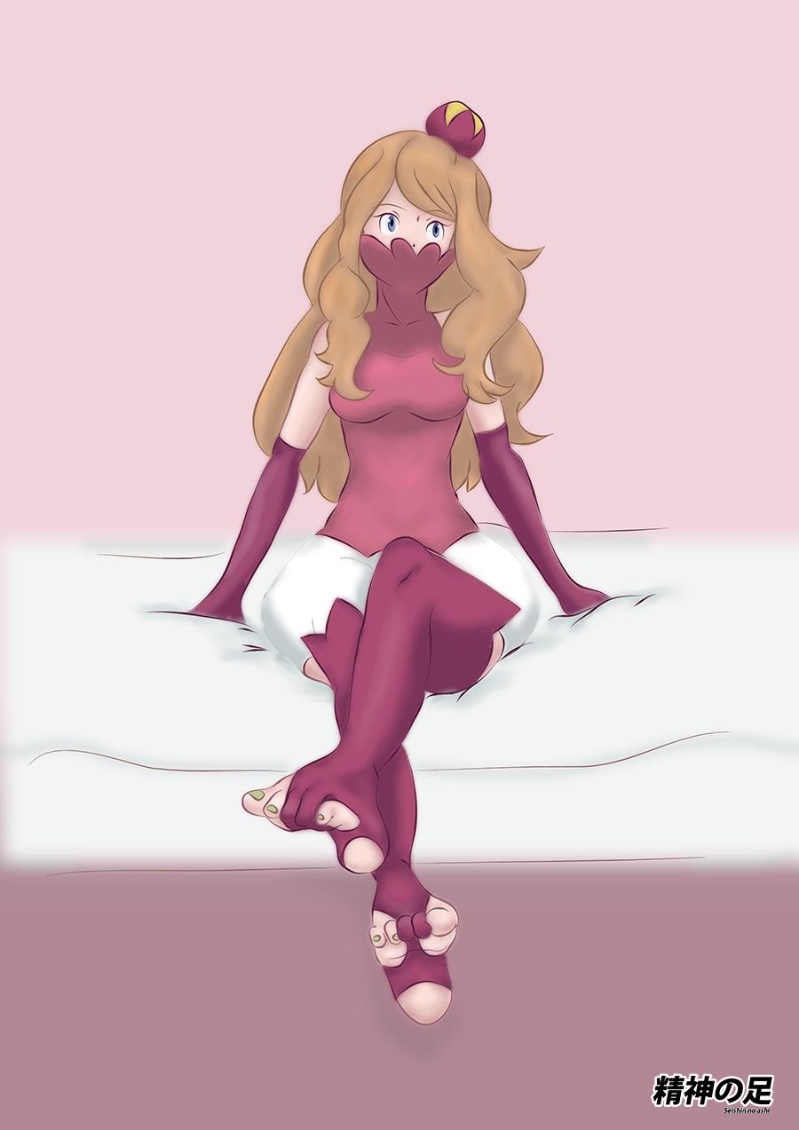 Serena Tsareena by seishinashi