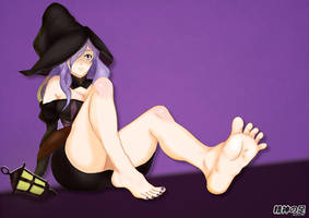 Witch Camilla by seishinashi