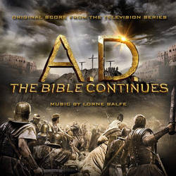 A.D. The Bible Continues by Jafargenie