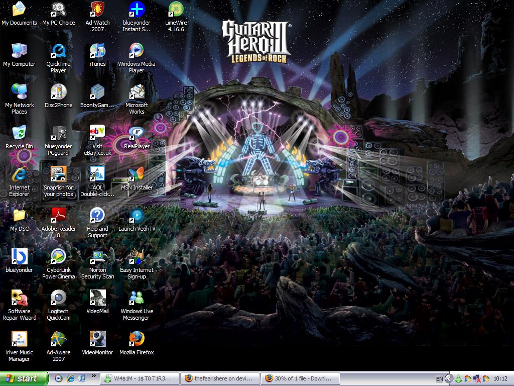 my newest screenshot by thefearishere