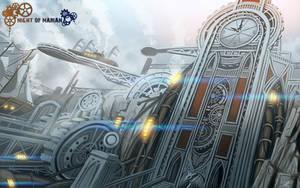 NoM - The Clocktower Zeleia by UNGDI-SEA