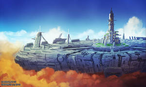 Avia Centris - the Floating City