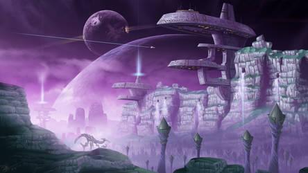 This traveler's dream. by UNGDI-SEA