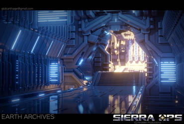 Sierra Ops: Earth Archives