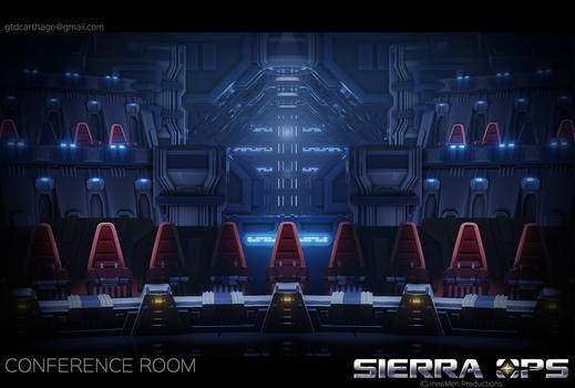 Sierra Ops: Conference Room