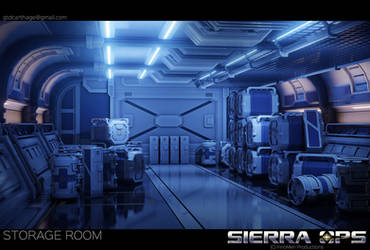 Sierra Ops: Storage Room