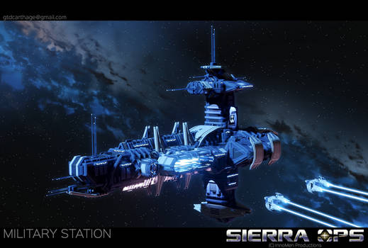 Sierra Ops: Military Station
