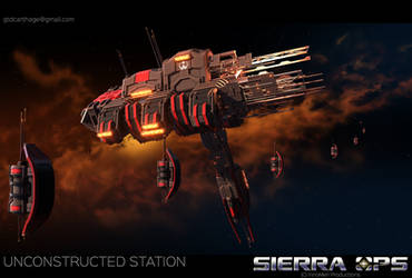 Sierra Ops: Unconstructed Station