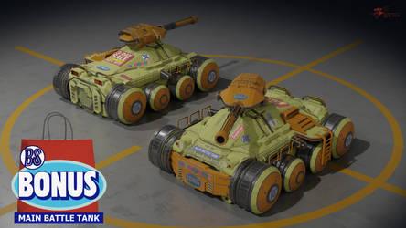 It's the Kirkland of Tanks!