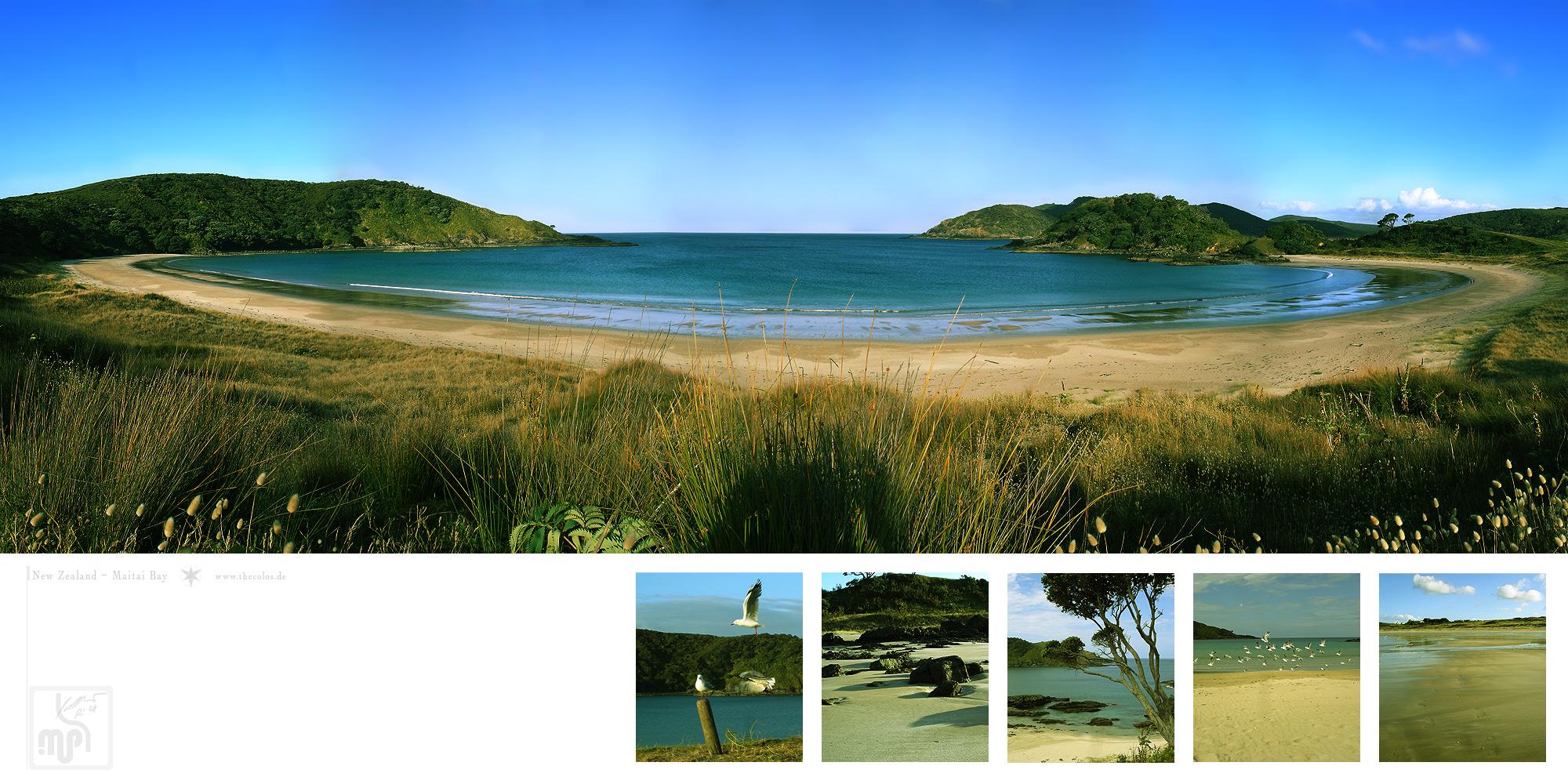 New Zealnd - Maitai Bay