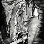 Vaulvalka, Selvetarm's cleric