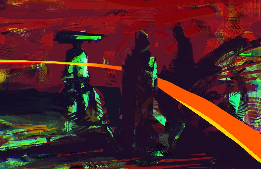 Garage Meetup by rohtie