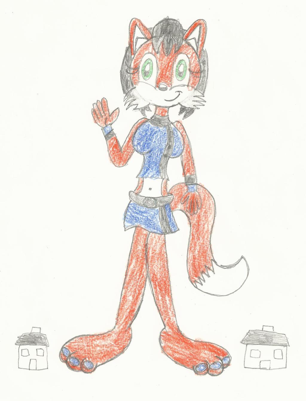 ruby foxxx
