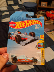 Hot Wheels Indy 500 Oval Racer