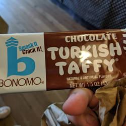 Chocolate Turkish Taffy