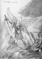 St. Michael the Archangel by Aodhagain