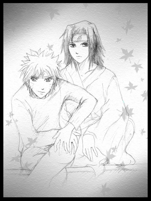 fanfic_Naruto_and_Sasuke_