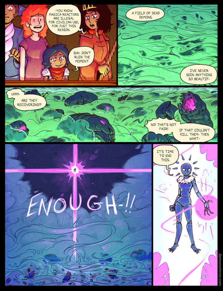Demon's Mirror-page 253! by harrodeleted
